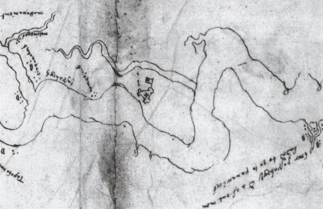 jamestown sketch