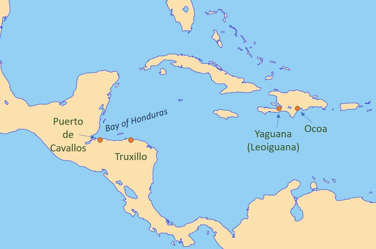 Captain Christopher Newport: Explorer #1 – Twelve Explorers
